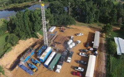 Oil Rigs Make a (Modest) Return to U.S. Landscapes