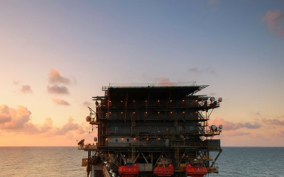 Oceanfront Property Available in California and Florida, Offshore Oil Rig Views Optional